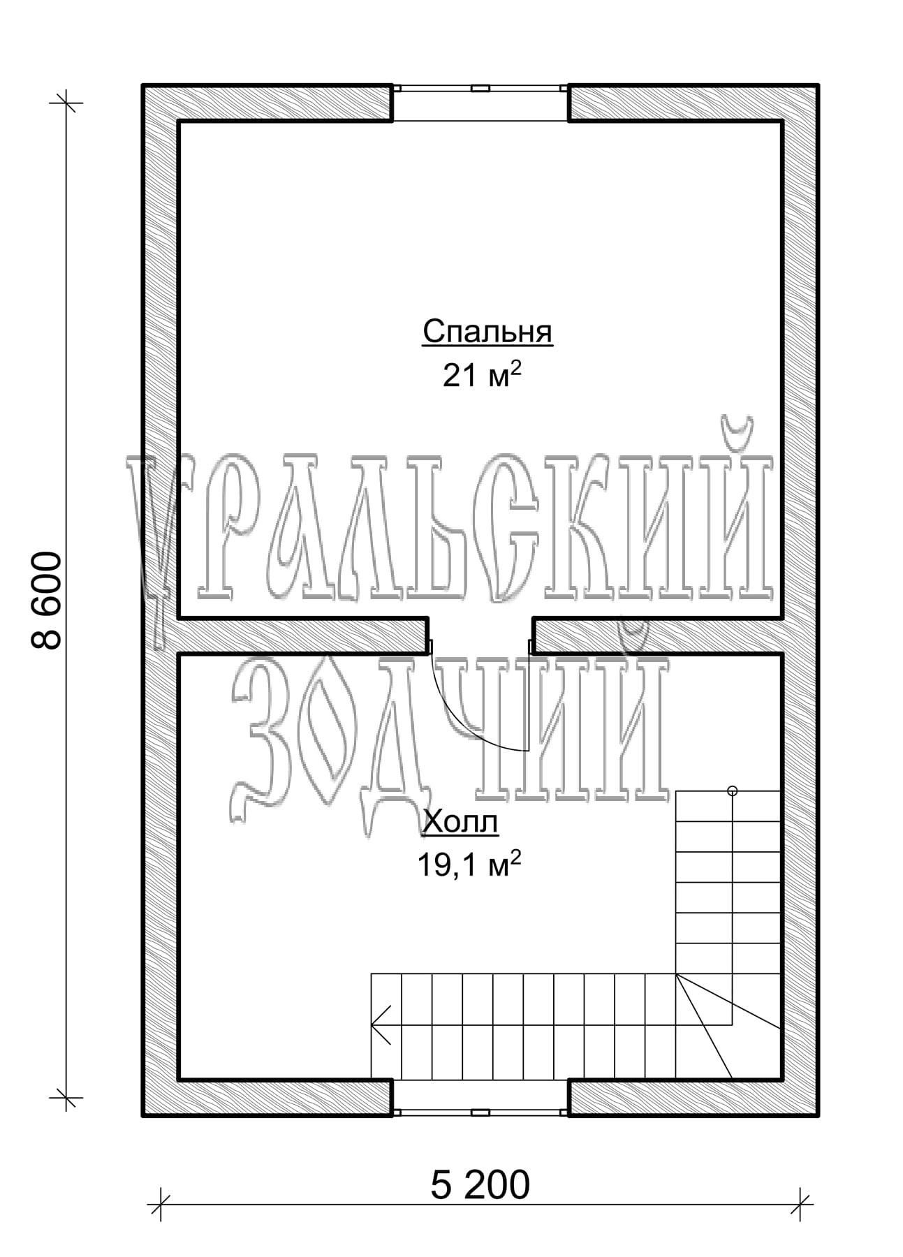 схема домов 9х9